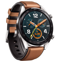 Смарт-часы Huawei Watch GT Сlassic (FTN-B19) (Silver)