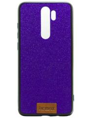 Чехол Remax Tissue Xiaomi Redmi Note 8 Pro (фиолетовый)