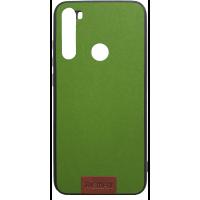 Чехол Remax Tissue Xiaomi Redmi Note 8 (зеленый)