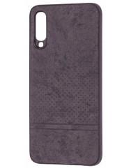 Чехол Velvet Samsung A70 (черный)
