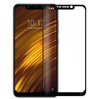 Стекло Xiaomi POCOFONE F1 (5D Black) 0.33mm