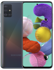 Samsung A515F Galaxy A51 6/128 (Black) EU - Офіційний