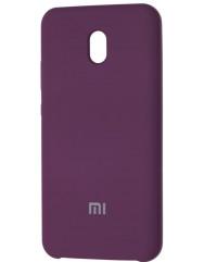 Чохол Silky Xiaomi Redmi 8a (бузковий)