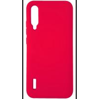 Чехол Silicone Case Xiaomi Mi A3 (красный)