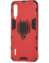 Чохол Armor + підставка Xiaomi Mi A3/CC9e (червоний)