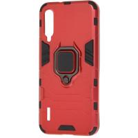 Чехол Armor + подставка Xiaomi Mi A3/CC9e (красный)