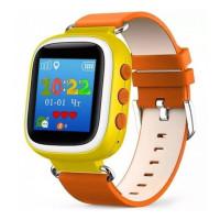 Детские GPS-часы Q70 OLED (Yellow)