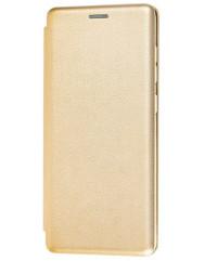 Книга Premium Samsung Galaxy A71 (золотой)