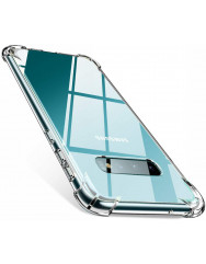 Чохол посилений для Samsung Galaxy S10 (прозорий)