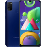 Samsung M215F Galaxy M21 4/64GB (Blue) EU - Официальный