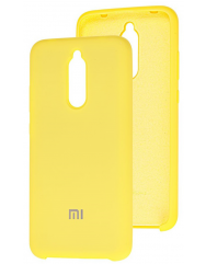 Чехол Silky Xiaomi Redmi 8 (желтый)