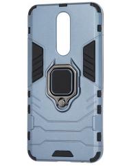 Чохол Armor + підставка Xiaomi Redmi 8/8a (сірий)