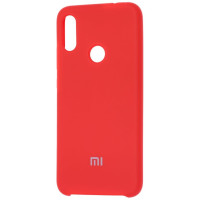 Чехол Silky Xiaomi Redmi Note 5 (красный)
