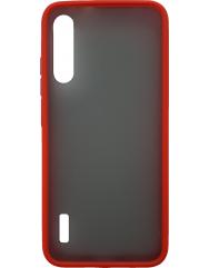 Чохол LikGus Maxshield матовий Xiaomi Mi A3/CC9e (червоний)