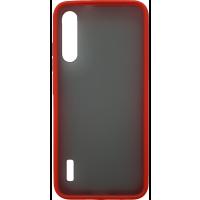 Чехол LikGus Maxshield матовый Xiaomi Mi A3/CC9e (красный)