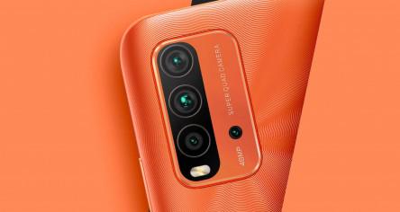 Новинка 2021 - Xiaomi Redmi 9T: NFC, квадрокамера і батарея 6000 мАг