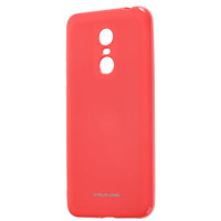 Чехол Molan Cano Xiaomi Redmi 5 Plus (морковный)
