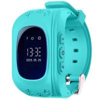 Детские GPS-часы Q50 OLED (Blue)
