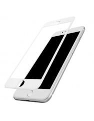 Захисне скло для Apple iPhone 7 Plus/8 Plus (5D white)