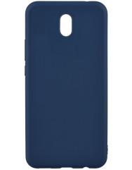 Чохол Silicone Case Lite Xiaomi Redmi 8a (синій)