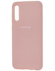 Чехол Silicone Case Samsung Galaxy A50 / A50s / A30s (бежевый)