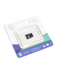 Карта памяті T&G Micro SD 8gb (4cl)