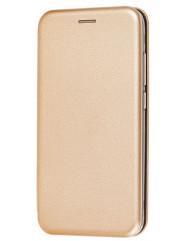 Книга Premium Xiaomi Redmi Note 8 (золотой)