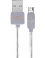 Remax Regor Data Cable[RC-098M-SILVER]