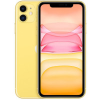 Apple iPhone 11 128Gb (Yellow) MWM42