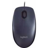 Мышка Logitech M90 (Grey)