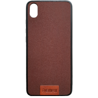 Чехол Remax Tissue Xiaomi Redmi 7a (коричневый)