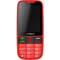 Sigma Comfort 50 Elegance 3 (Red)