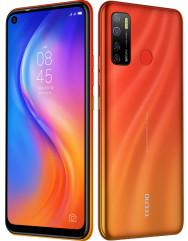 TECNO Spark 5 Pro 4/64 (KD7) Dual Sim (Orange) EU - Официальный