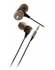 Вакуумні навушники Reddax RDX-1008 (Brown)