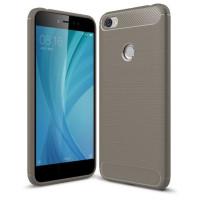 Чехол Carbon Xiaomi Redmi Note 5A (серый)