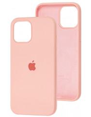Чохол Silicone Case Iphone 12 Pro Max (персиковий)