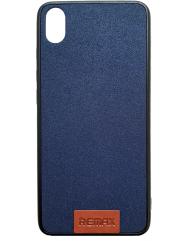 Чохол Remax Tissue Xiaomi Redmi 7a (темно-синій)