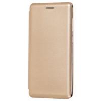 Книга Premium Samsung Galaxy A70 (золотой)