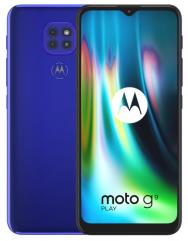 Motorola G9 Play 4/64GB (Sapphire Blue)