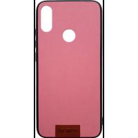 Чехол Remax Tissue Xiaomi Redmi Note 7 (розовый)