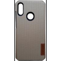 Чехол SPIGEN GRID Xiaomi Redmi 7 (золотой)
