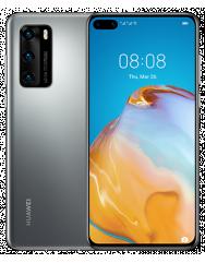 Huawei P40 8/128GB (Silver) EU - Официальный