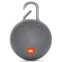 Портативная колонка JBL Clip 3 (Grey) Original