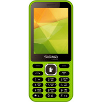 SIGMA X-style 31 Power (Green)