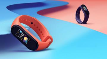 Xiaomi Mi Band 5: NFC, рівень стресу і інші подробиці