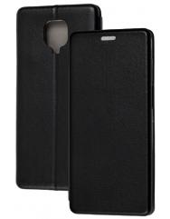 Книга Premium Xiaomi Redmi Note 9s/Note 9 Pro (черный)