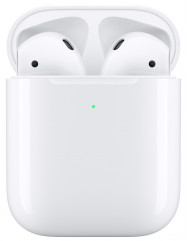 TWS наушники Apple AirPods (Copy) with Charging Case (White)