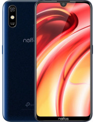 TP-Link Neffos C9s 2/16GB (TP7061A) Dual Sim (Dark Blue) EU - Официальный