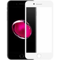 Стекло бронированноеIphone 7/8 (5D White)