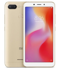 Xiaomi Redmi 6 4/64GB (Gold) EU - Global Version